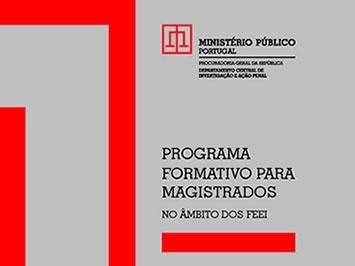 Programa formativo para Magistrados no âmbito dos FEEI